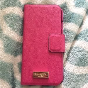 kate spade iphone 6 wallet case